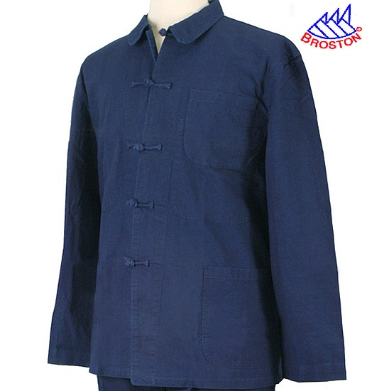 Veste Bleu de Chine Broston