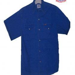 Chemise Bleu de Chine Broston