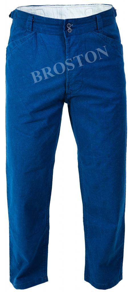 Pantalon Bleu de Chine