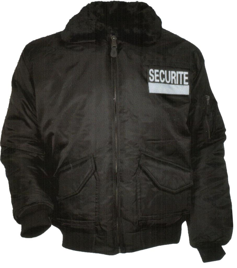 VESTE DE SECURITE 01