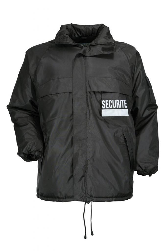 VESTE DE SECURITE 02