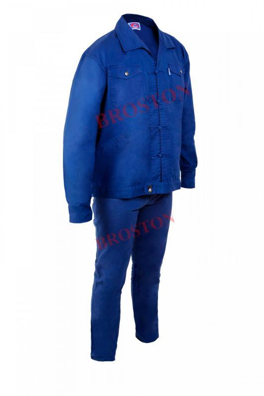 Ensemble Blouson Bleu de Chine